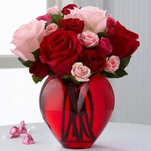My Heart to Your™ Rose Bouquet