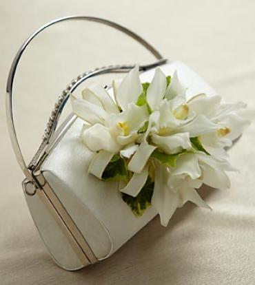 The White Purse Décor