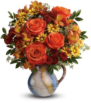Blaze Of Beauty Bouquet
