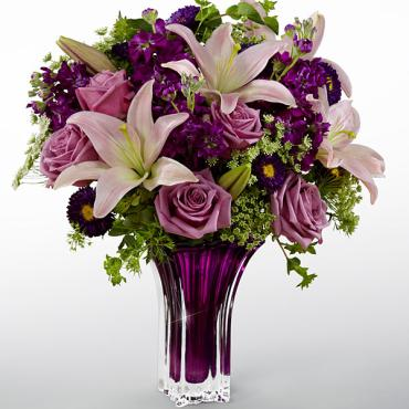 The Garden Terrace™ Bouquet by Vera Wang