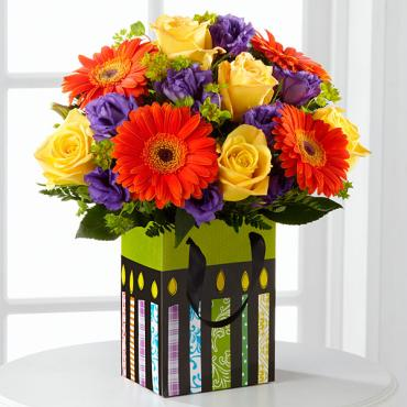 The Perfect Birthday Gift Bouquet
