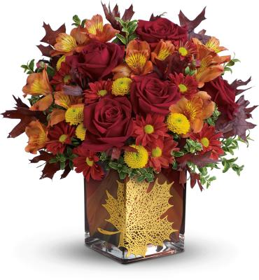 Maple Leaf Bouquet