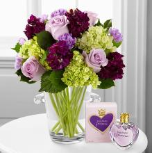 The Eloquent™ Bouquet by Vera Wang with Fragrance